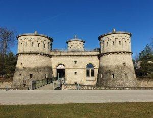 Крепость «Три жёлудя»
