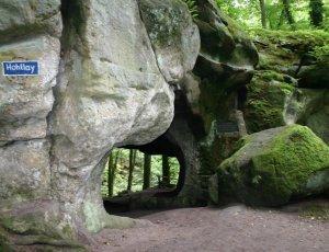 Пещера «Hohllay»