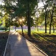Фото Шахтинский Александровский парк 5
