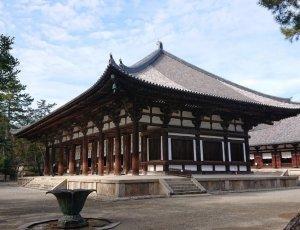 Храм Тосёдайдзи