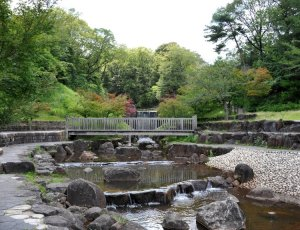 Парк Икома Санроку