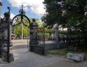 Городской парк Вондела