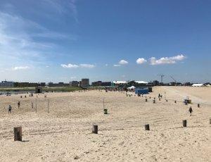 Пляж Блайбург
