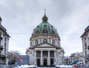 Мраморная церковь Фредерика