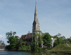 Англиканская церковь Святого Албана