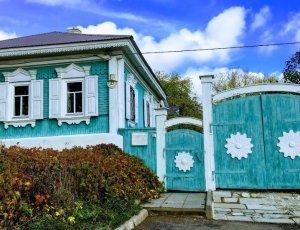 Мемориальный дом-музей А. Э. Тюлькина