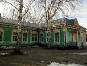 Мемориальный дом-музей Мажита Гафури