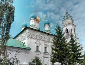 Храм-памятник во имя Благовещения Пресвятой Богородицы
