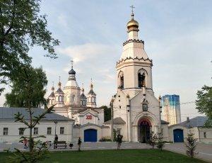Богородичный Щегловский монастырь