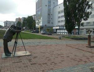 Памятник «Пермяк-соленые уши»