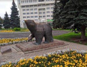 Памятник «Пермский медведь»