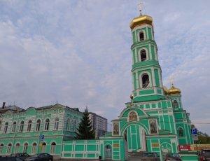 Свято Троицкий кафедральный собор: Слудская церковь