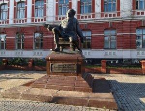 Памятник Ф. Х. Гралю