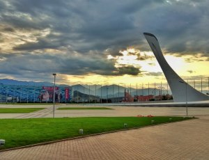 Фото Олимпийский парк Адлер