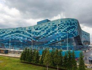 Фото Ледовый дворец спорта Айсберг в Адлере