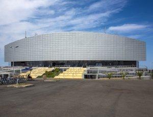 Фото Многофункциональная арена «Ледяной куб»