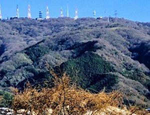 Гора Икома