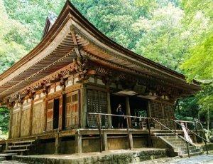 Храм «Nyoninkoya Murou»