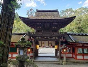 Храм Исоноками-дзингу