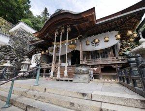 Храм Хозан-дзи