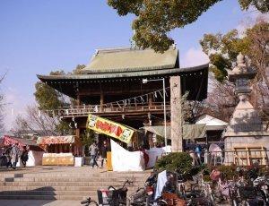 Храм Ишигири Цуруги