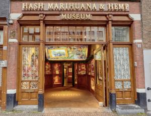 Музей гашиша, марихуаны и конопли