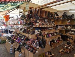 Блошиный рынок «Waterlooplein»