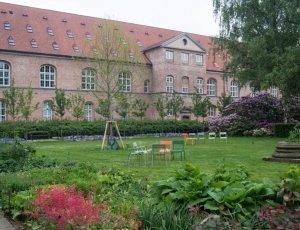 Королевский библиотечный сад