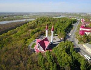 Соборная мечеть Ляля-Тюльпан