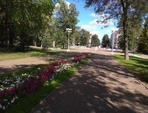 Парк Александра Матросова