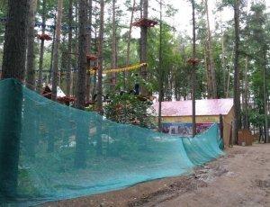 Веревочный парк Гамми