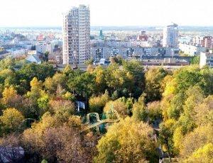 Парк развлечений имени М. Горького