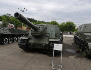 Фото Музей Мотовилихинских заводов военной техники