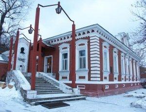 Дом-музей изобретателя электросварки Н. Г. Славянова