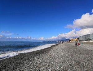 Городской пляж «Огонёк»