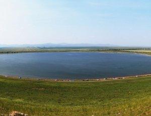 Озеро Ханкуль