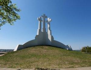 Фото Памятник «Три Креста»