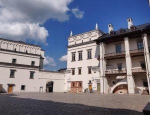 Дворец Великого Княжества Литовского