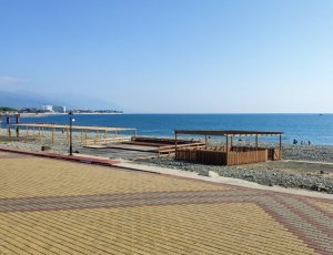 Пляж Бархатные Сезоны