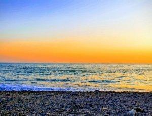 Пляж Освод