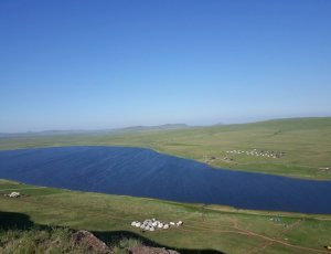 Озеро Южный Берег