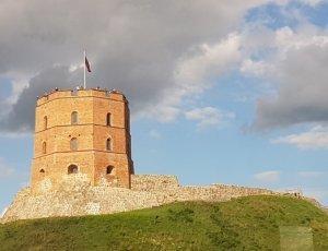 Фото Башня замка Гедимина
