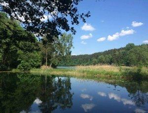 Зелёные озёра