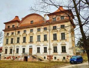 Фото Дворец Сапег в Вильнюсе