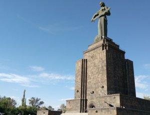 Памятник «Мать Армения»