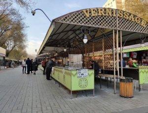 Рынок Вернисаж