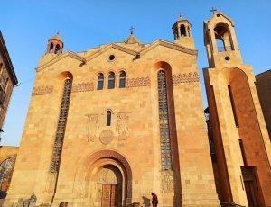 Викариальная церковь Святого Саркиса