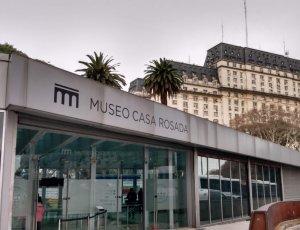 Музей «Каса-Росада»