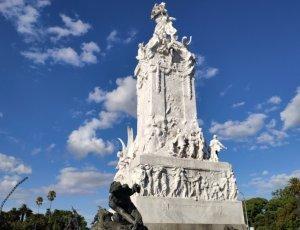 Памятник испанцев