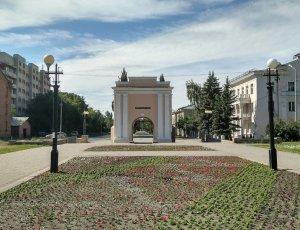 Фото Тарские Ворота Омской Крепости